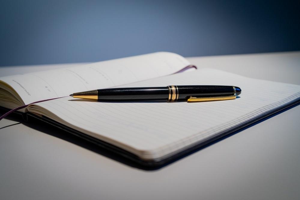 Bild eines Stiftes